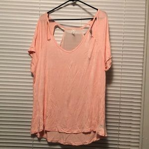 NWOT pink active T-shirt